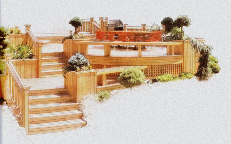 Peinture terrasse bois la rochelle 17, bois terrasse piscine sol 7m